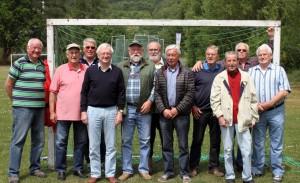 die alten Handballer