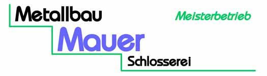 Mauer_Logo
